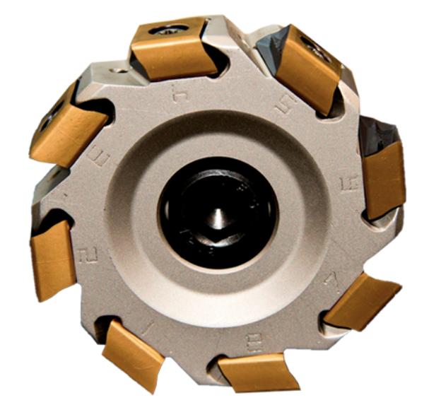 CNC Fræsningshoved - BK Tool