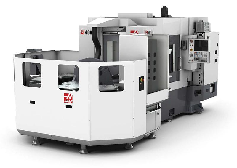 BK Tool - Haas EC 400 PP